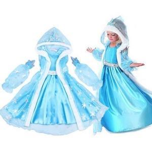 deguisement la reine des neiges 3 ans