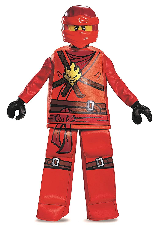déguisement ninjago kai