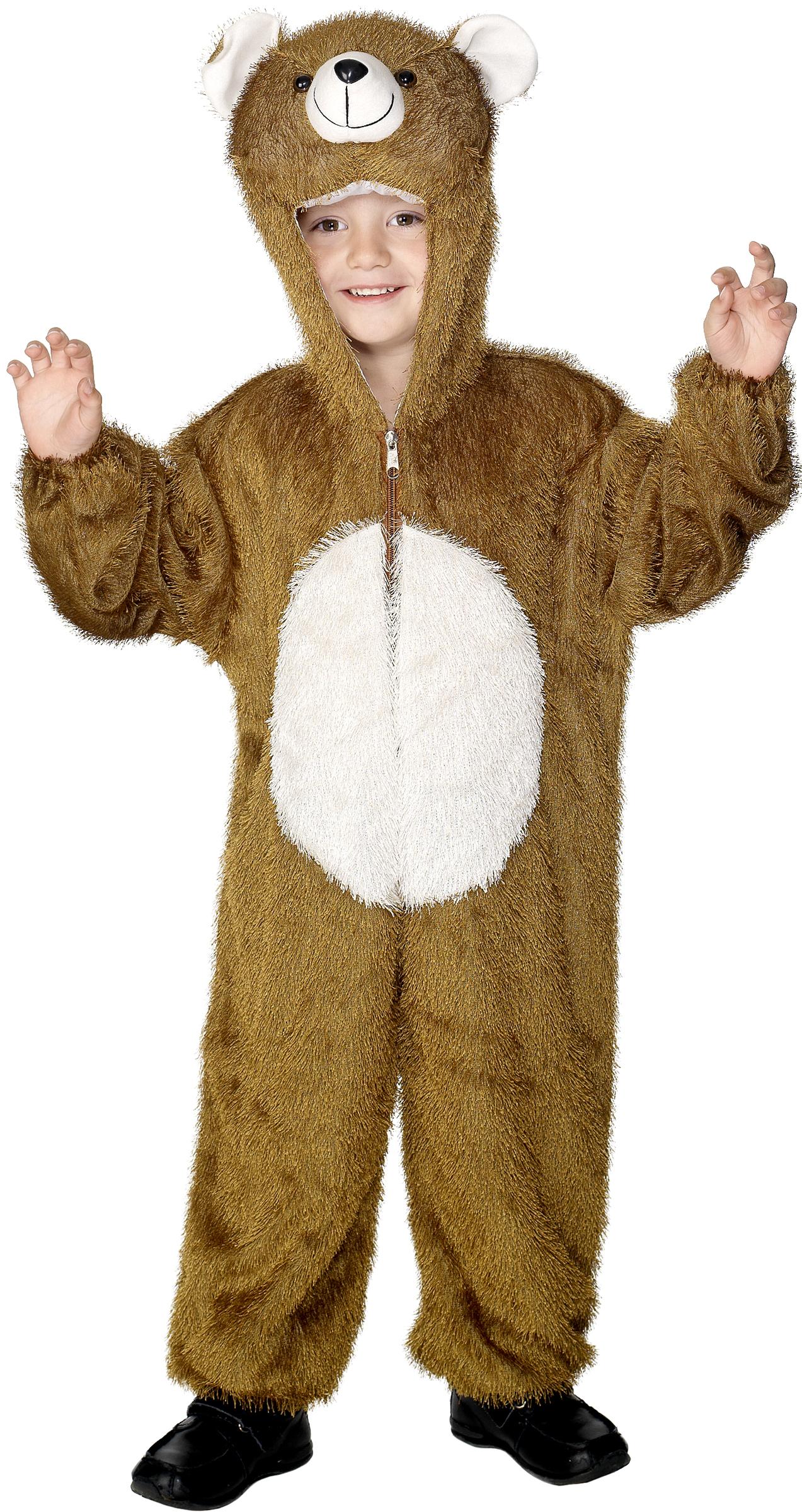 deguisement ours enfant