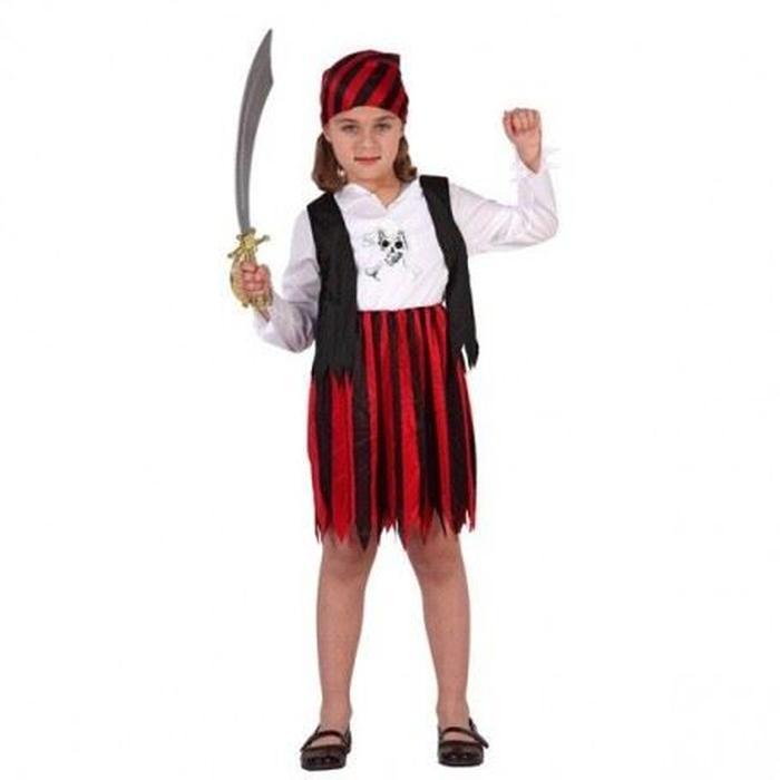 déguisement pirate fille 12 ans