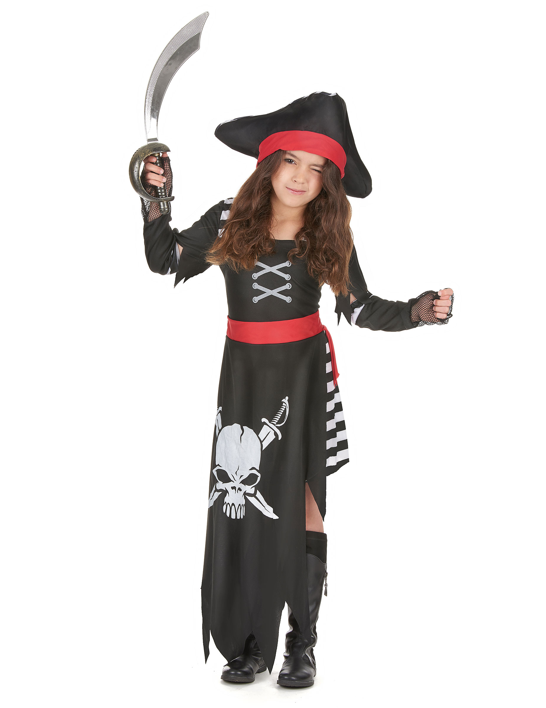 deguisement pirate fille