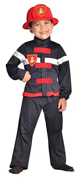 deguisement pompier 5 ans
