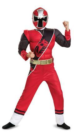 deguisement power ranger ninja steel