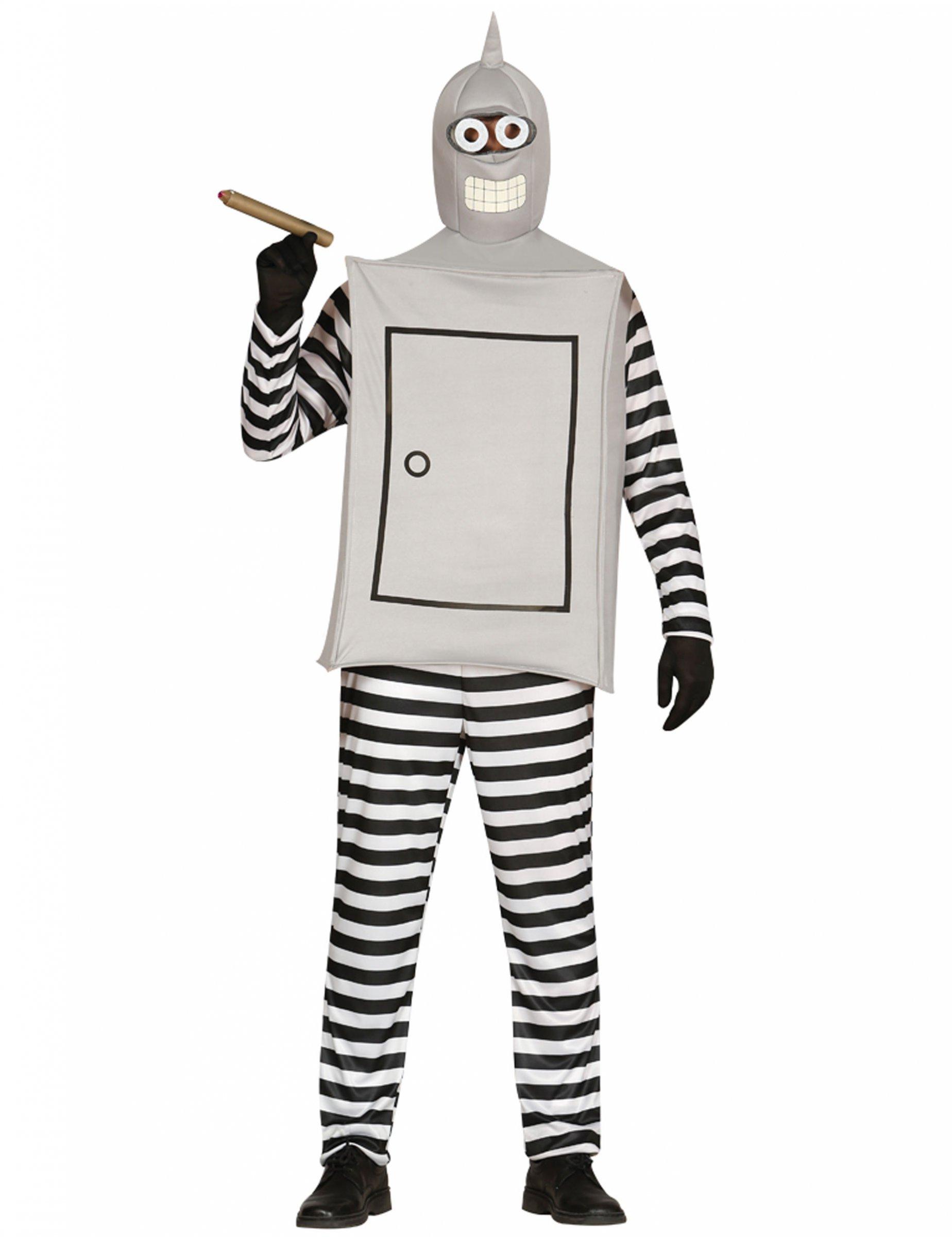 deguisement robot