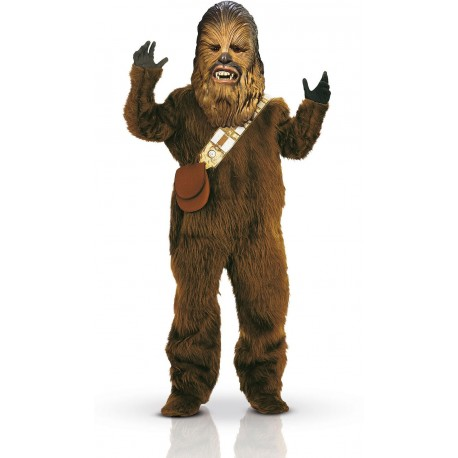deguisement star wars chewbacca