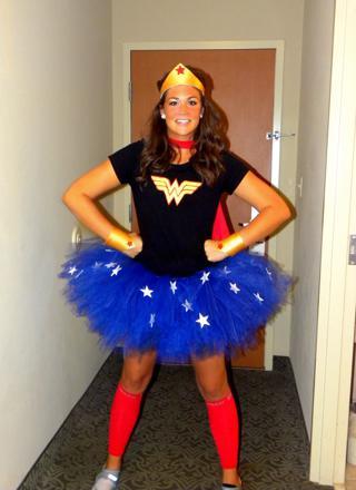 déguisement super héros fait maison