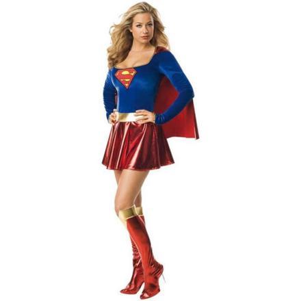 deguisement superwoman