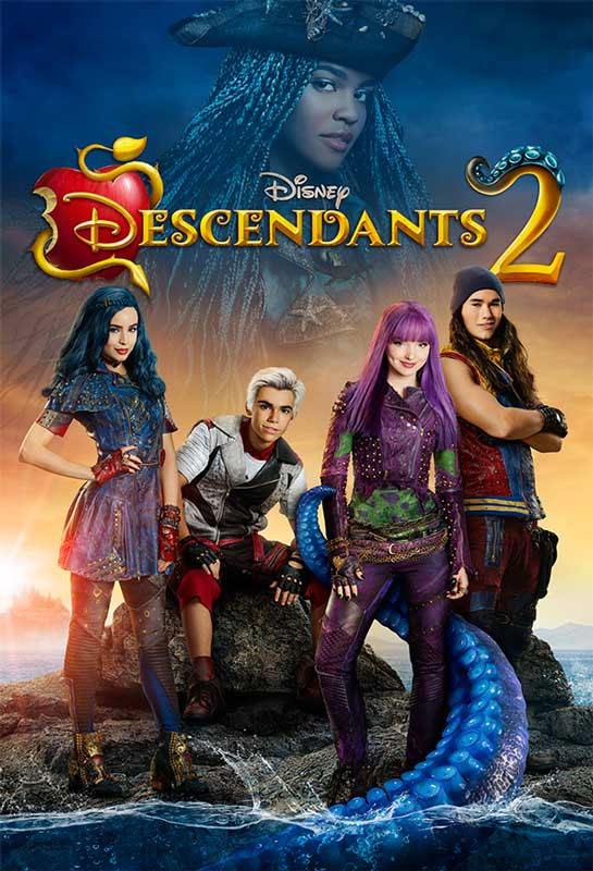 descendants 2 sortie en france