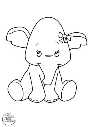 dessin coloriage animaux