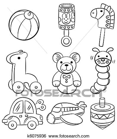 dessin jouet