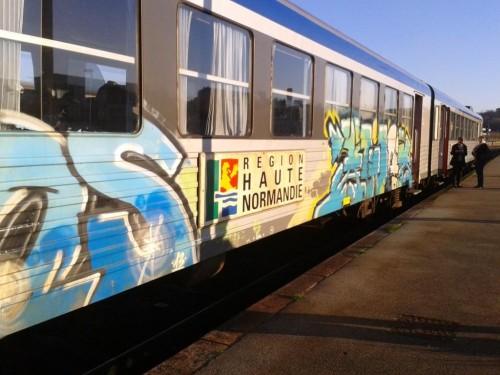 dieppe rouen train