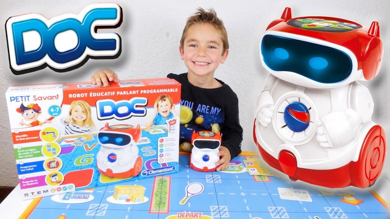 doc mon robot programmable