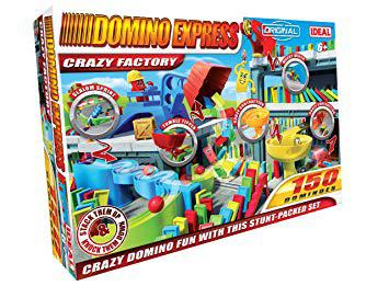domino express crazy factory