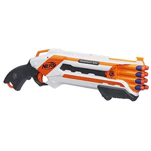 double nerf gun