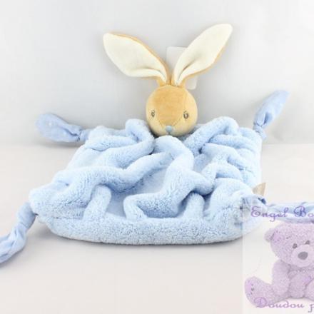 doudou lapin bleu kaloo