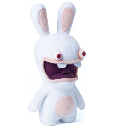 doudou lapin crétin