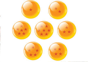dragon ball boule de cristal