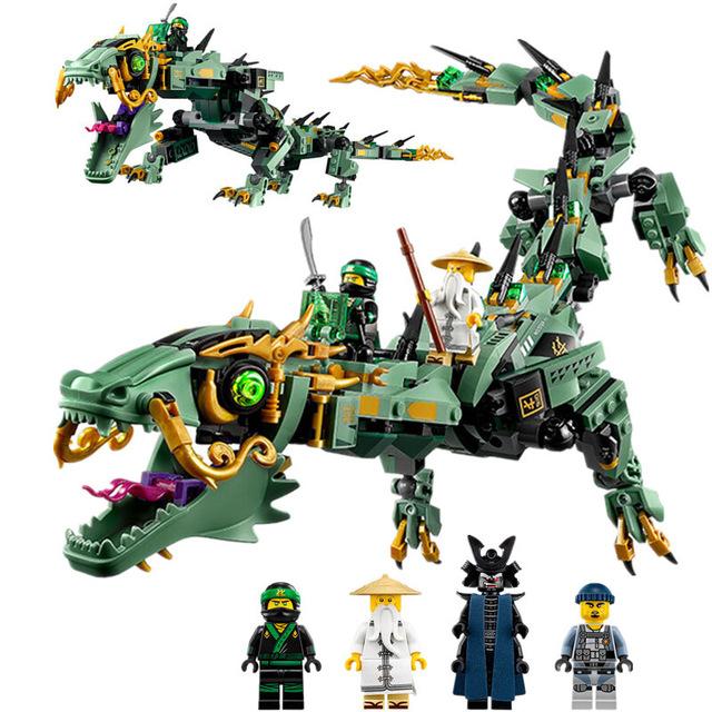dragon de lloyd