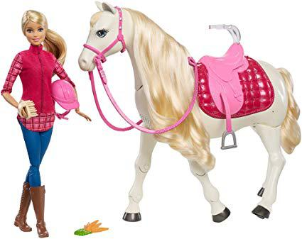 dream horse barbie
