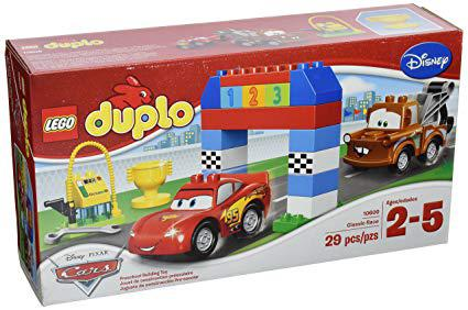 duplo cars