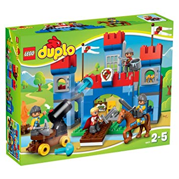 duplo chateau fort