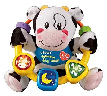 eglantine la vache caline