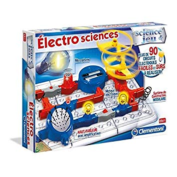 electro sciences clementoni