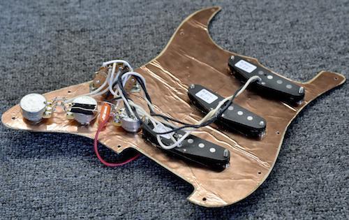 electronique guitare electrique