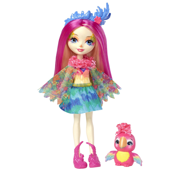enchantimals poupee