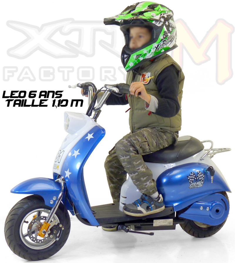 enfant scooter