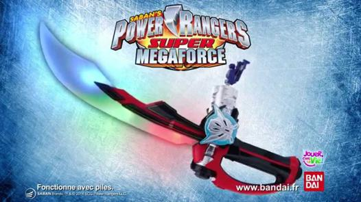 epee power ranger megaforce