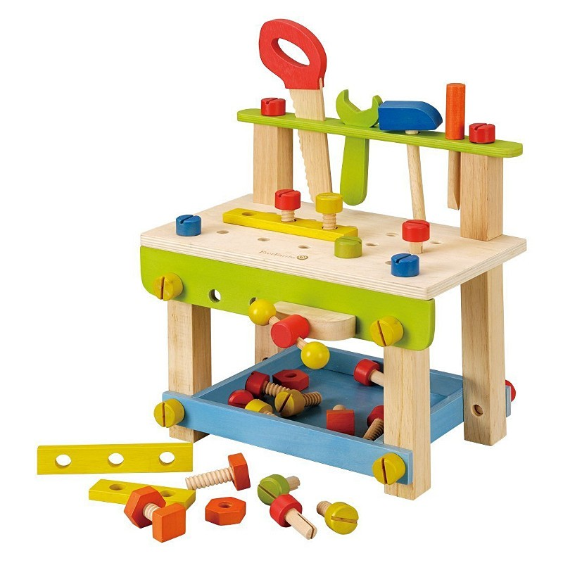 etabli bricolage jouet