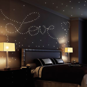 etoile lumineuse pour chambre