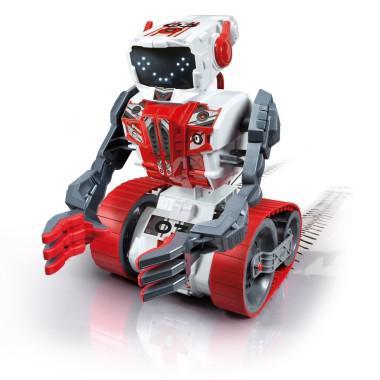 évolution robot