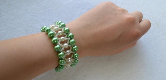 faire des bracelets de perles