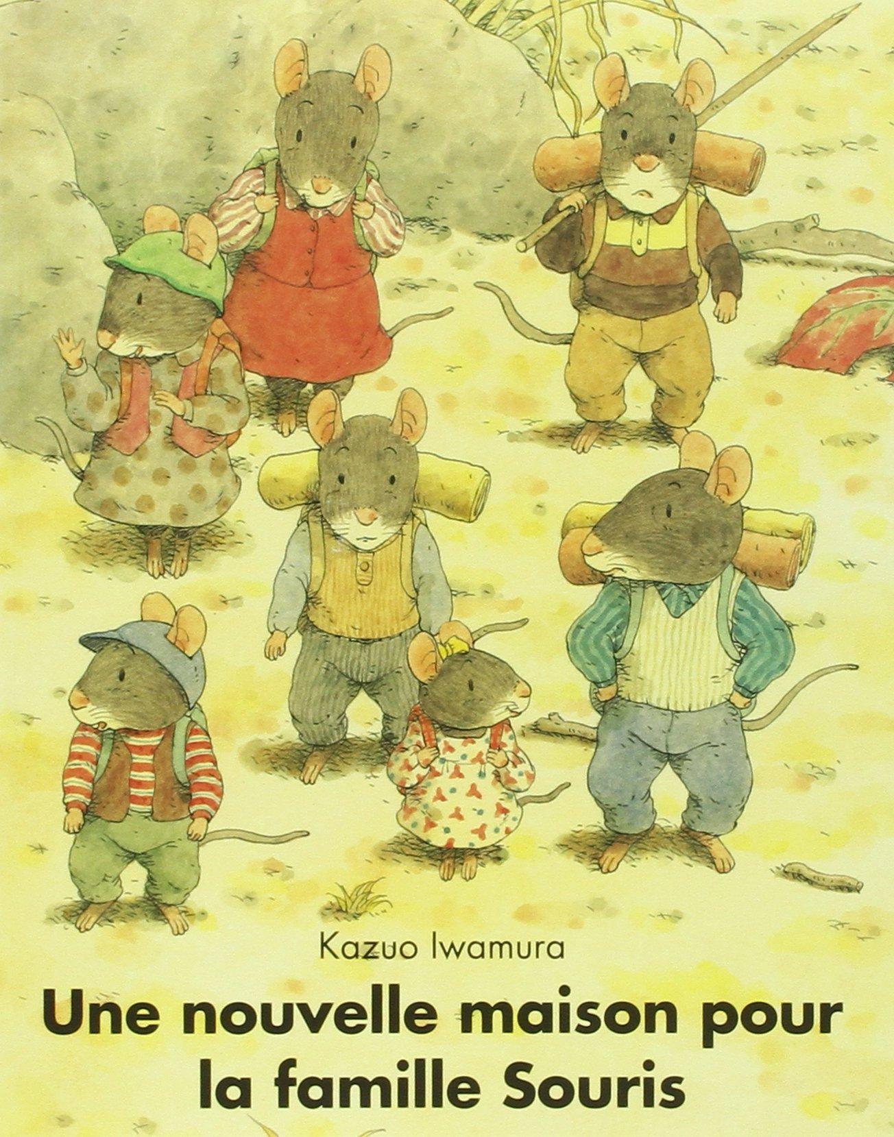 famille des souris