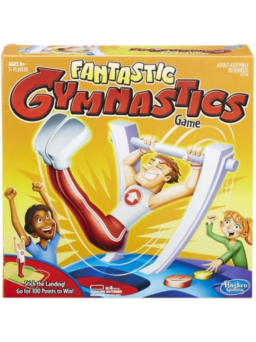 fantastic gymnastics game