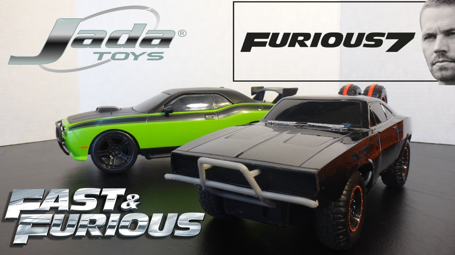 fast and furious voiture telecommandee