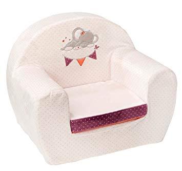 fauteuil enfant fille