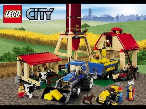 ferme lego city