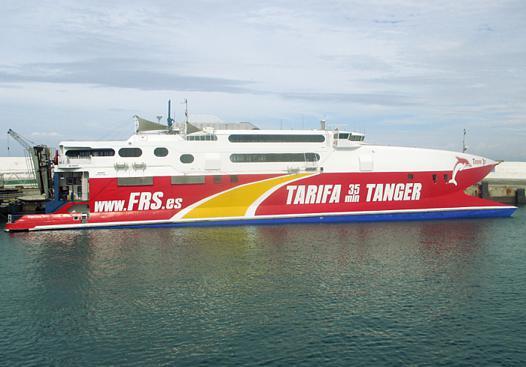 ferry tanger espagne