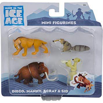 figurine age de glace