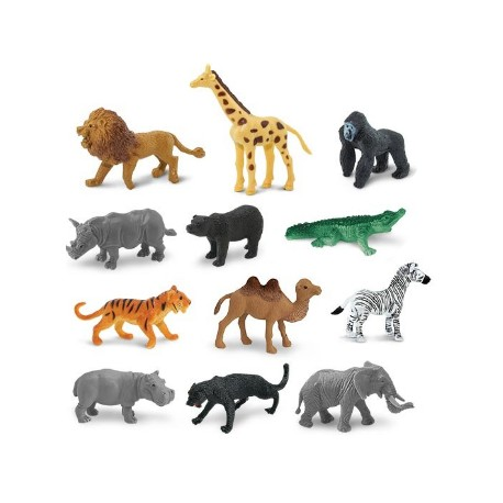 figurine animaux de la savane