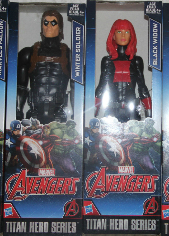 figurine avengers black widow 30 cm