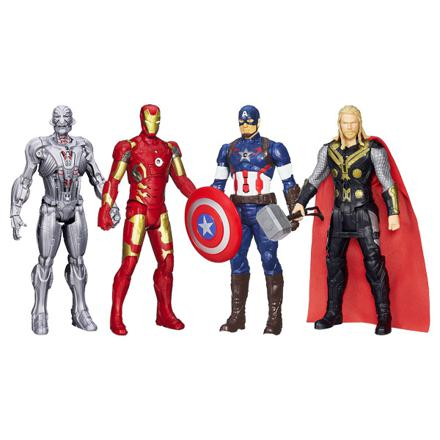 figurine avengers electronique