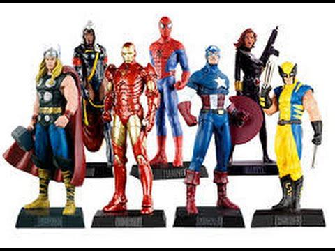 figurine collector marvel