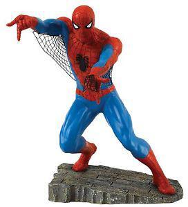 figurine de spiderman