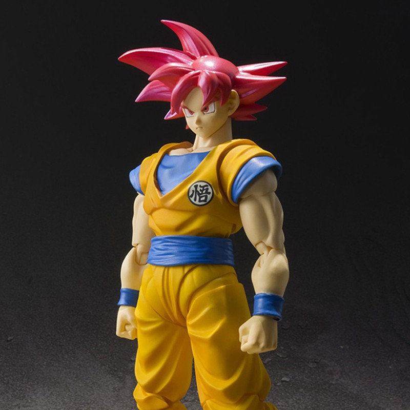 figurine dragon ball articulée