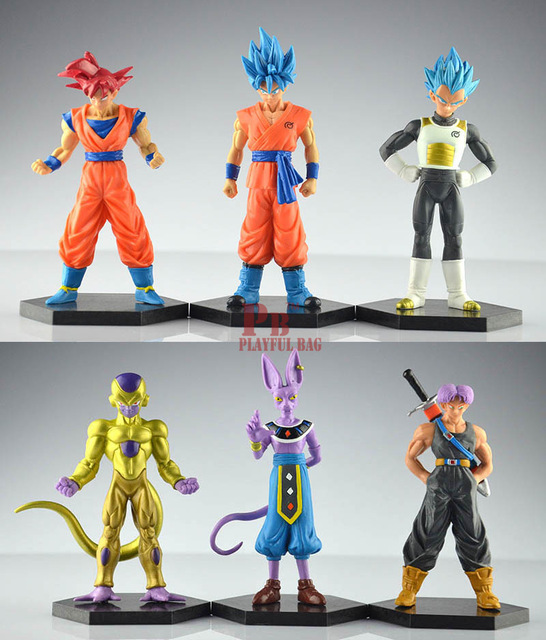 figurine dragon ball super