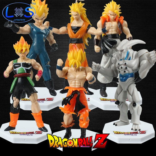 figurine dragon ball z articulé